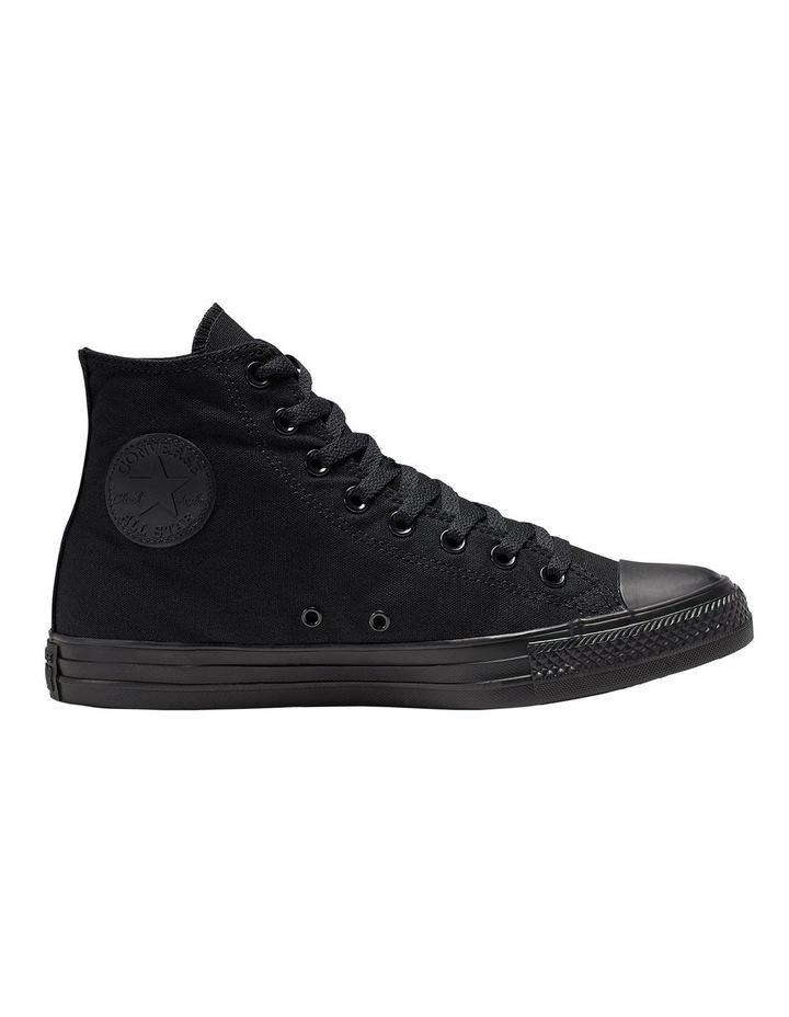 Chuck Taylor All Star Mono Black Sneaker image 1