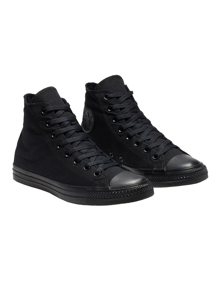 Chuck Taylor All Star Mono Black Sneaker image 4