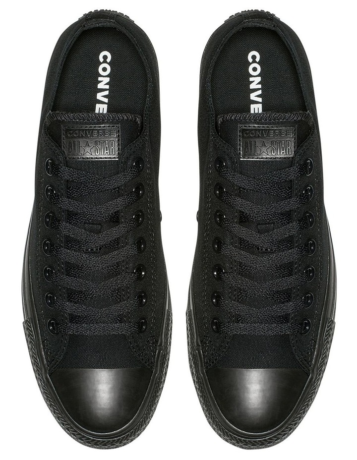 Chuck Taylor All Star Mono Black Sneaker image 5