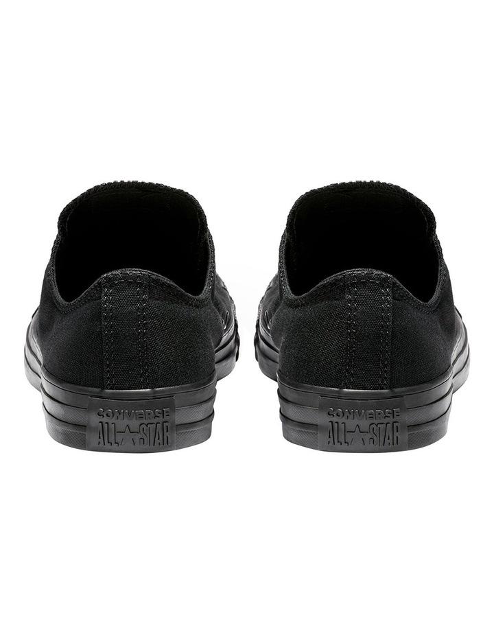 Chuck Taylor All Star Mono Black Sneaker image 6