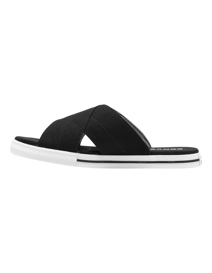 One Star Slide Black Sandal 565527C image 2