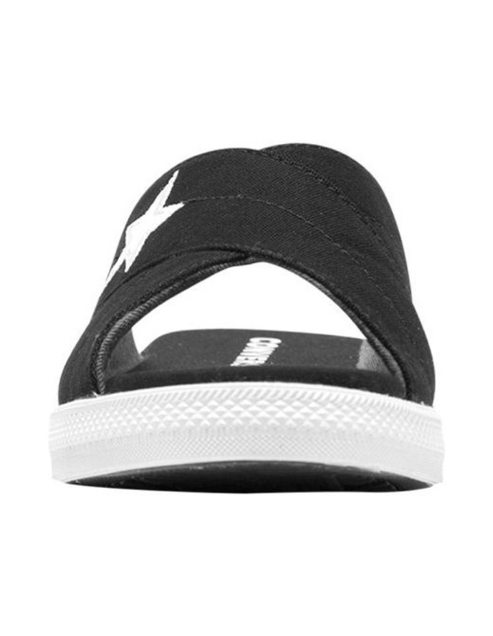 One Star Slide Black Sandal 565527C image 3
