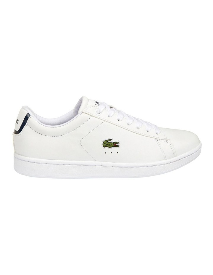 Lacoste Carnaby BL 1 Sneaker White | MYER