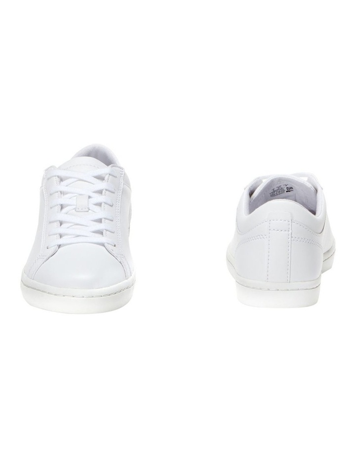 Straigtset BL 1 White Leather Sneaker image 5