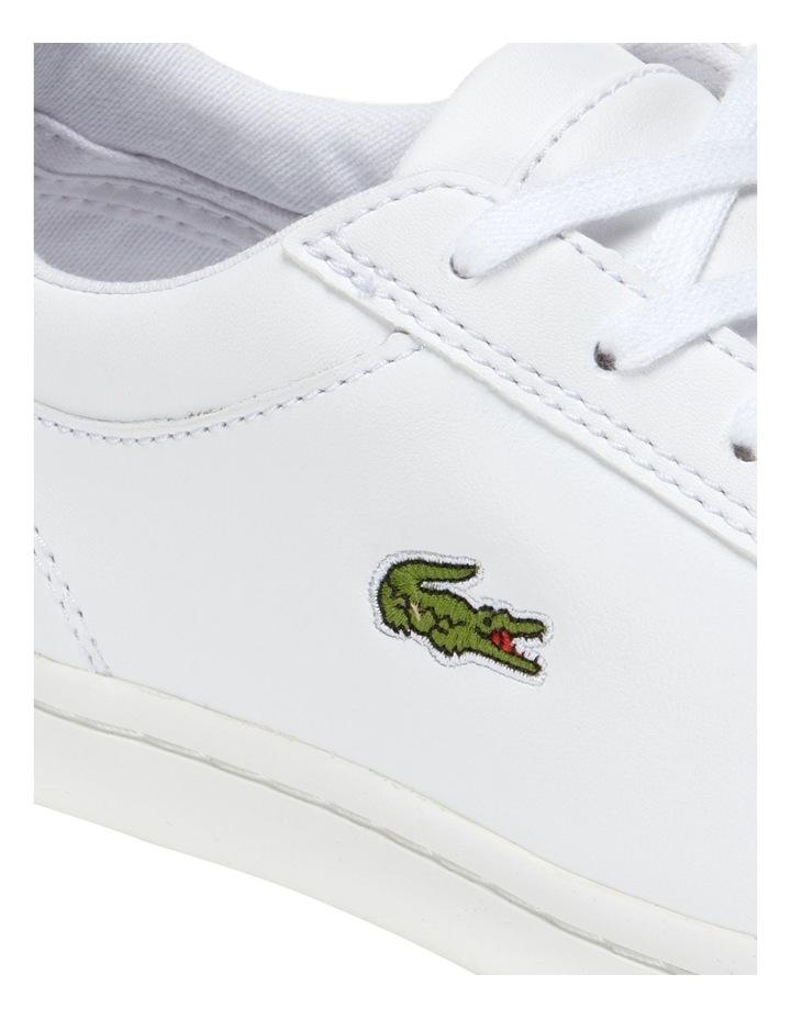 Straigtset BL 1 White Leather Sneaker image 6