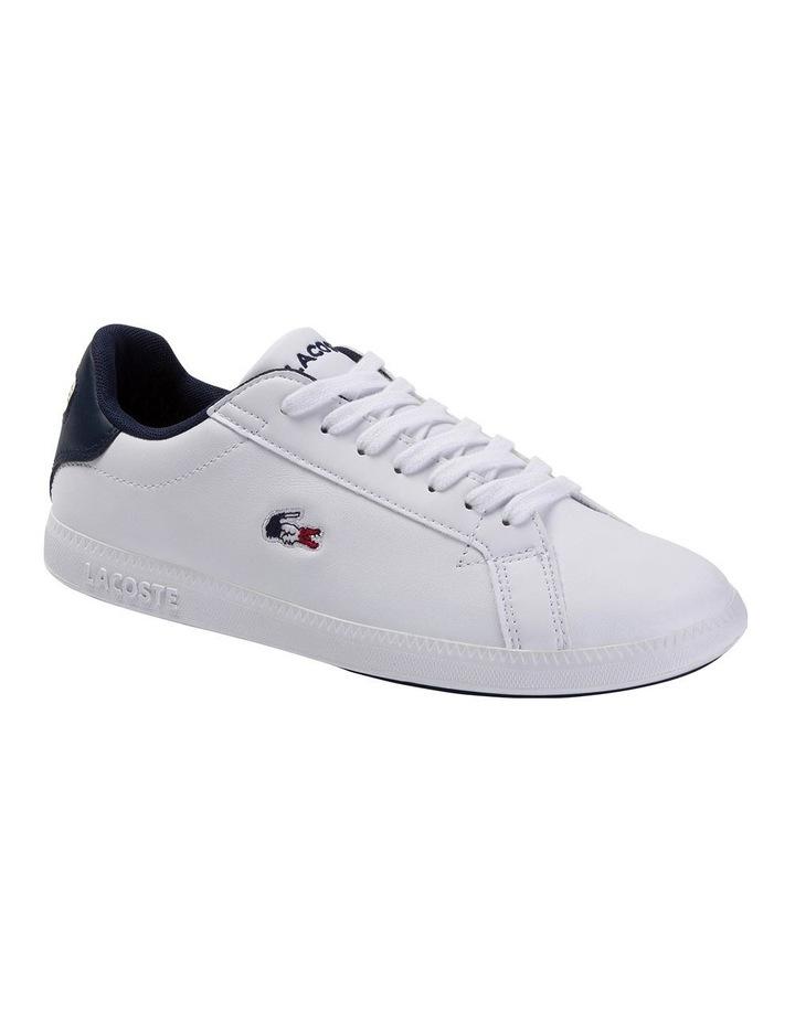Graduate Tri 1 SFA 39SFA0050407  Wht/Nvy/Red Sneaker image 1