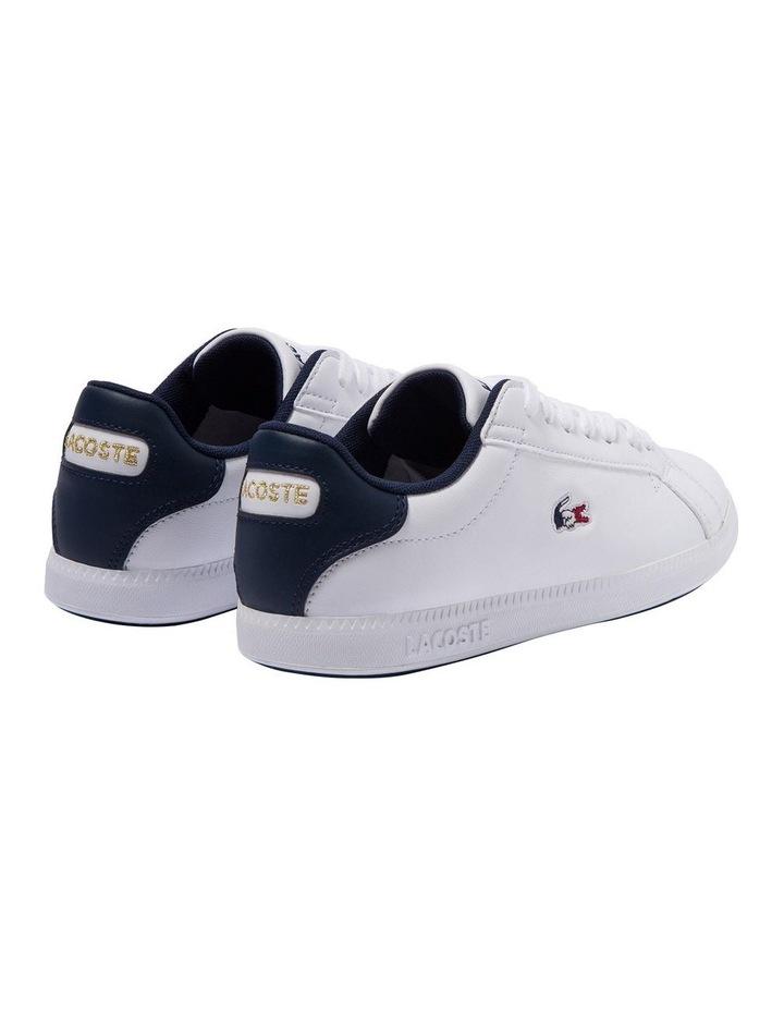 Graduate Tri 1 SFA 39SFA0050407  Wht/Nvy/Red Sneaker image 2