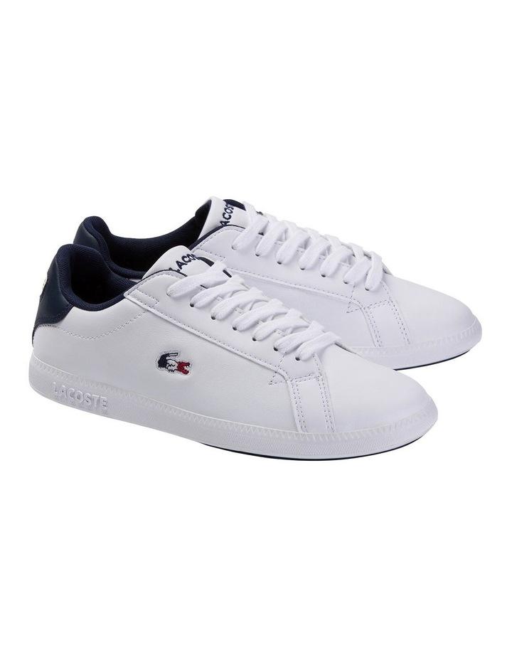 Graduate Tri 1 SFA 39SFA0050407  Wht/Nvy/Red Sneaker image 3