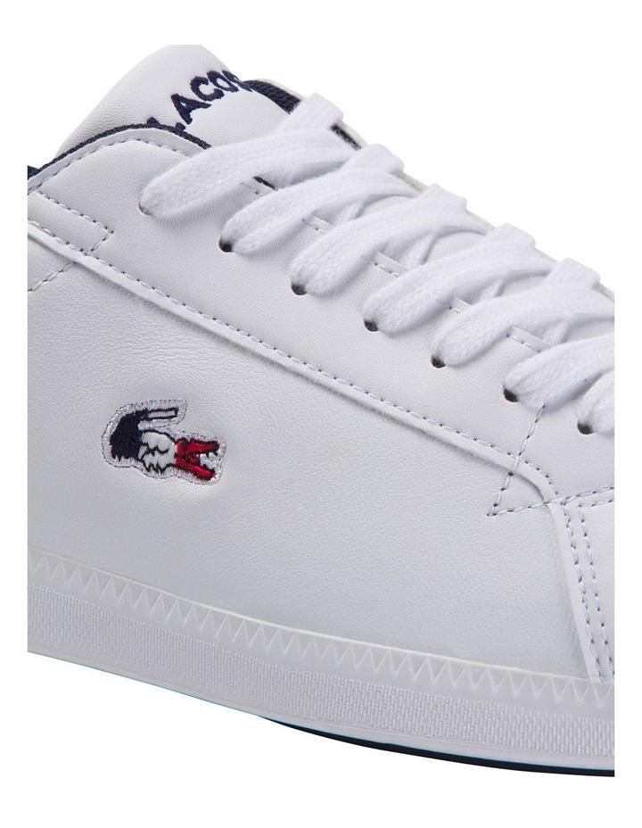 Graduate Tri 1 SFA 39SFA0050407  Wht/Nvy/Red Sneaker image 6