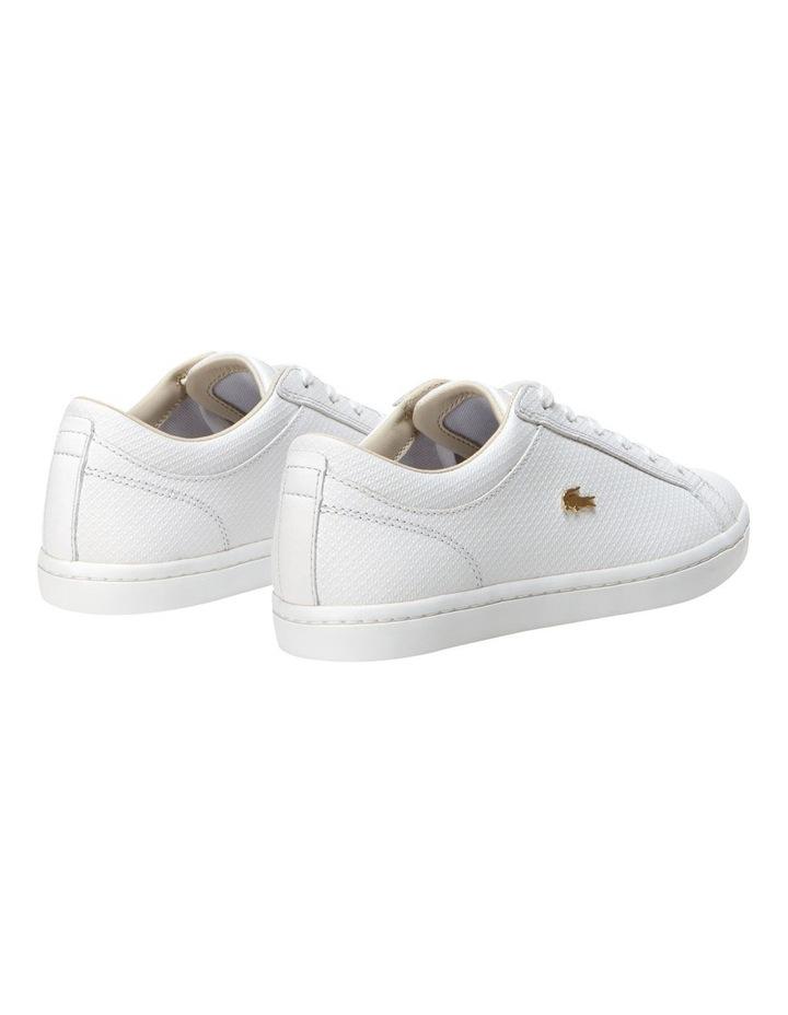 Straightset White Sneaker 316 3 32CAW0146001 image 3