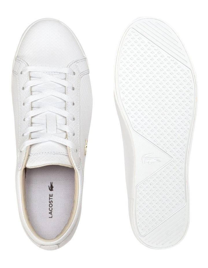 Straightset White Sneaker 316 3 32CAW0146001 image 4