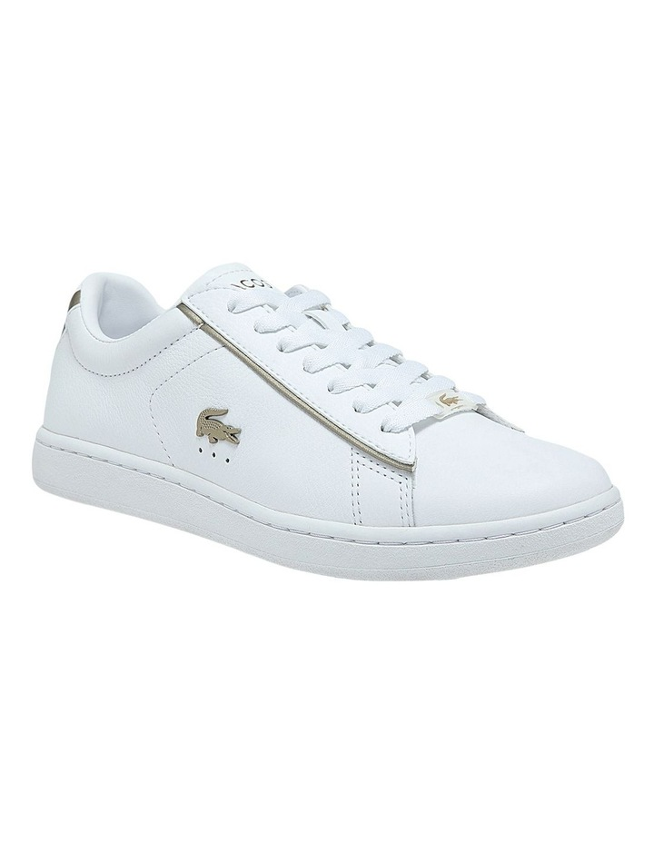 Women's Carnaby Evo Leather Platinum Detailing Sneakers image 1