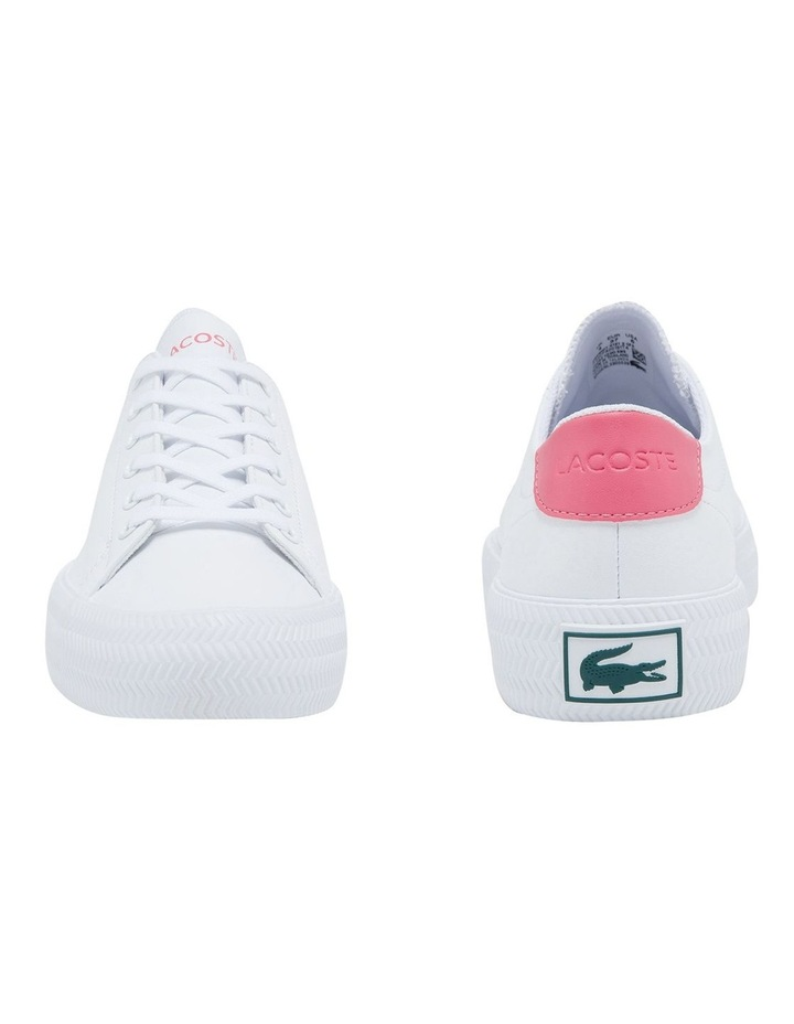 Women's Gripshot Leather And Synthetic Sneakers image 5