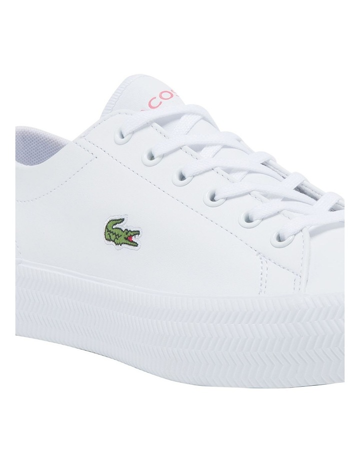Women's Gripshot Leather And Synthetic Sneakers image 6
