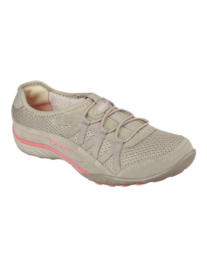 Breath Easy - Relaxation 22463 - Taupe Sneaker image 2