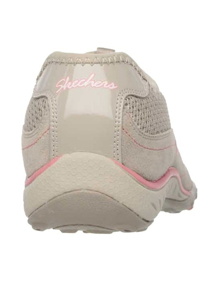 Breath Easy - Relaxation 22463 - Taupe Sneaker image 3