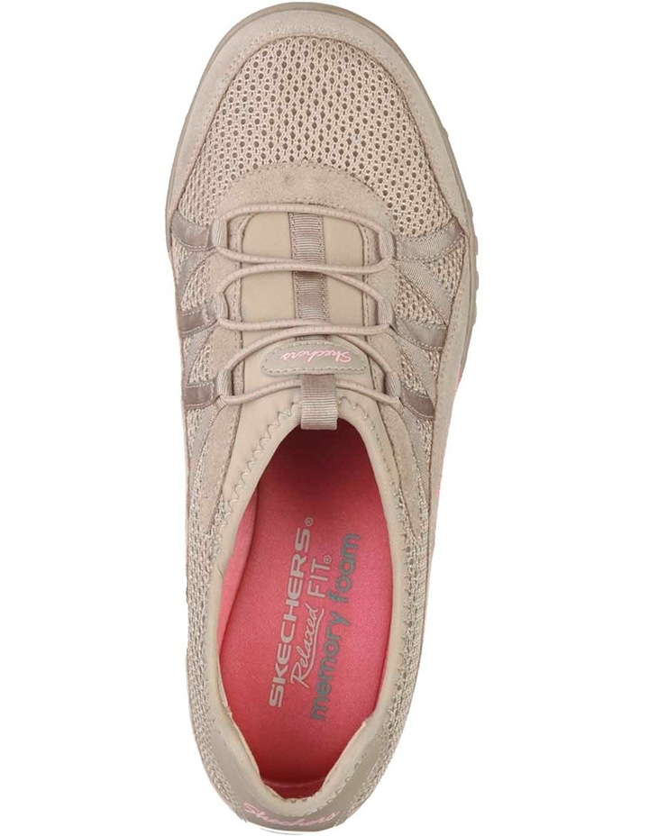 Breath Easy - Relaxation 22463 - Taupe Sneaker image 4