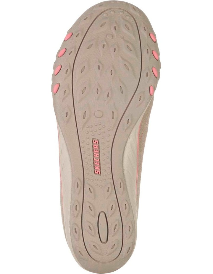 Breath Easy - Relaxation 22463 - Taupe Sneaker image 5