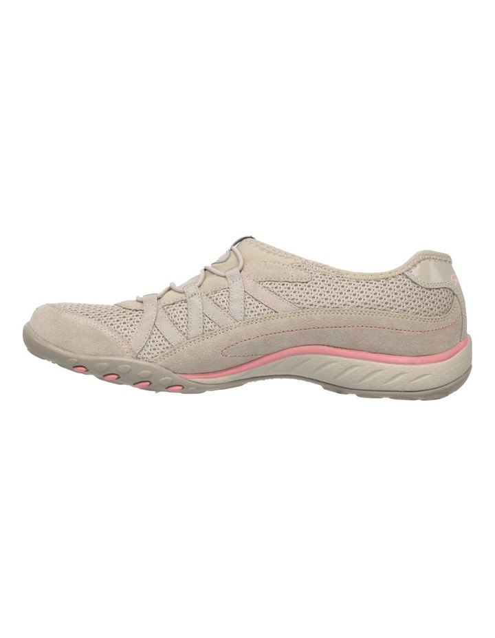 Breath Easy - Relaxation 22463 - Taupe Sneaker image 6