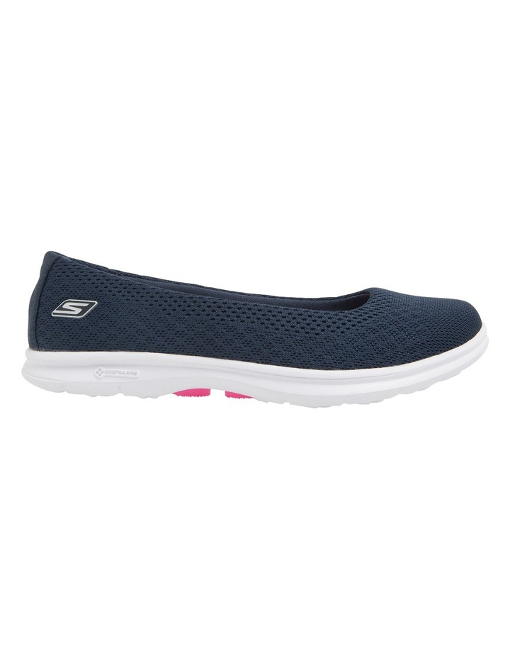 b3f749c316d9 Go Step-Challenge Space Dyed 14205 NVW Navy White Sneaker image 1