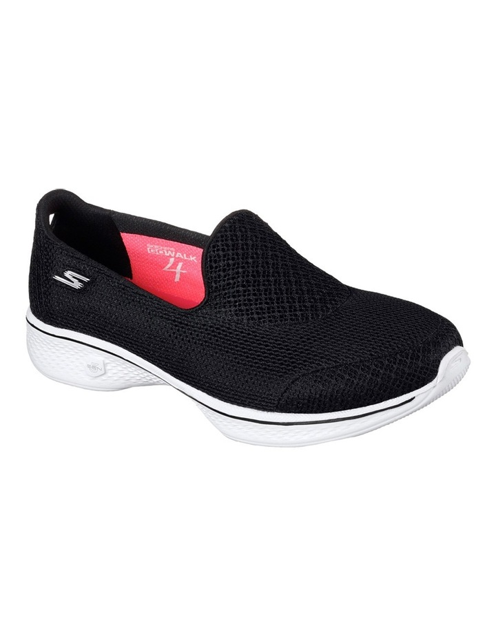 Go Walk 4 - Propel 14170 Black/White Sneaker image 2