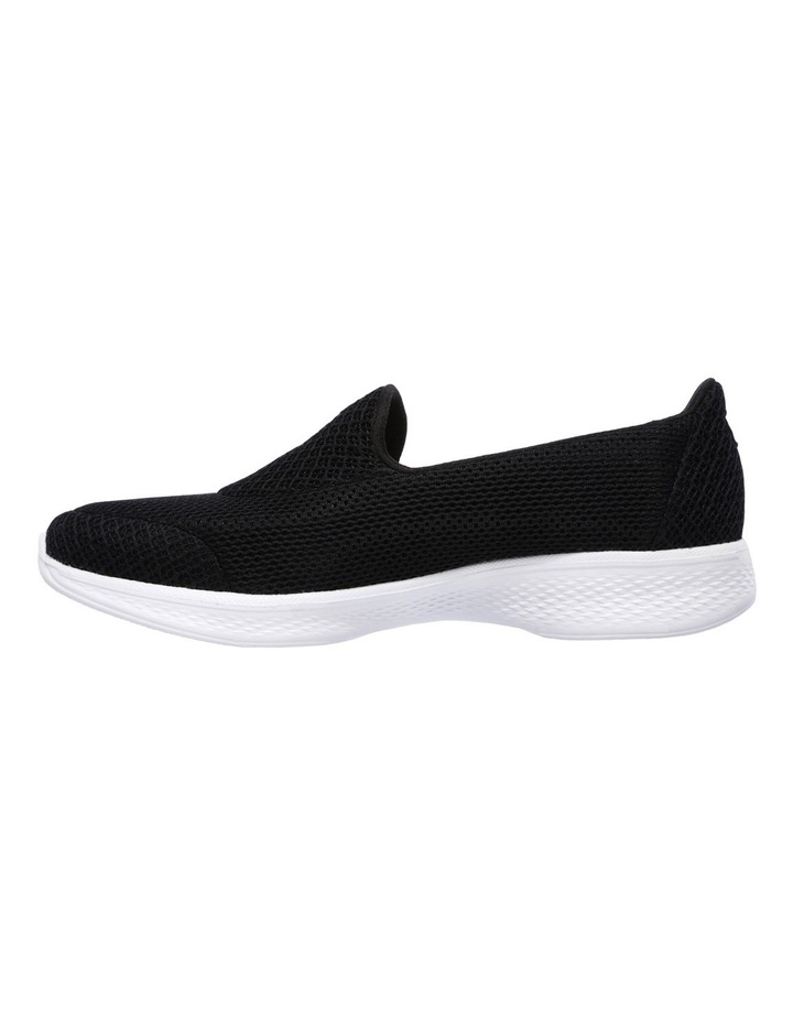 Go Walk 4 - Propel 14170 Black/White Sneaker image 4