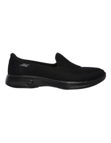 398f1e1604af7 SkechersGo Walk 4 - Propel 14170 Black Black Sneaker