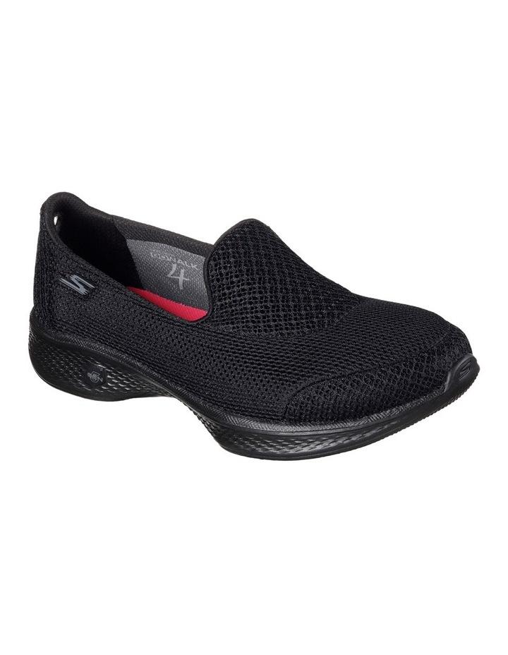 Go Walk 4 - Propel 14170 Black/Black Sneaker image 2