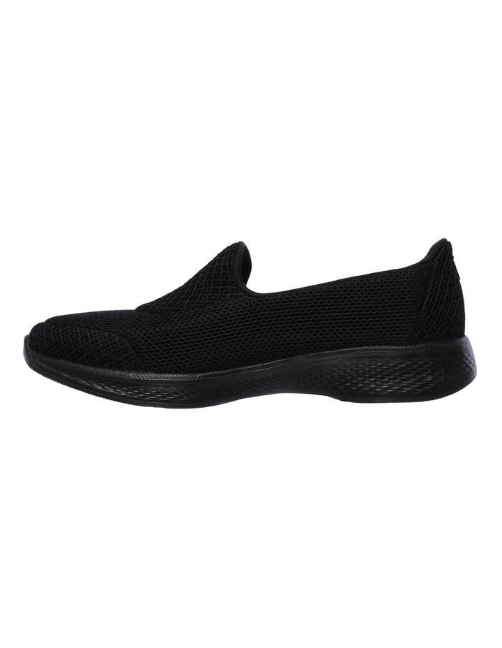 80fc0d078b10 Skechers | Go Walk 4 - Propel 14170 Black/Black Sneaker | MYER
