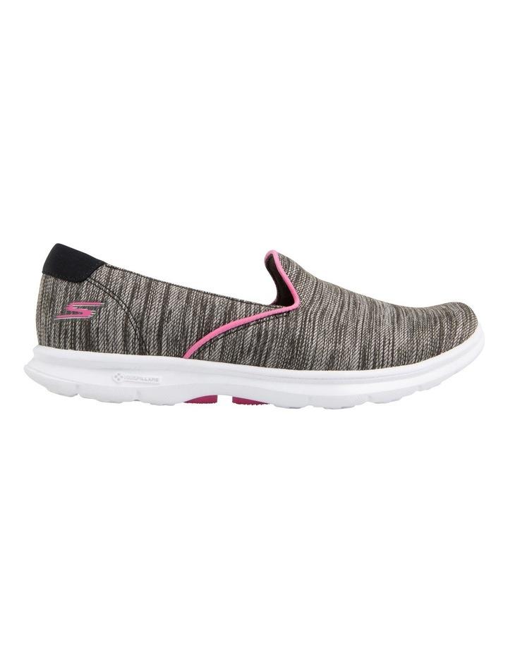 Go Step - Limitless/Linear Mesh 14225 Black/Pink Sneaker image 1
