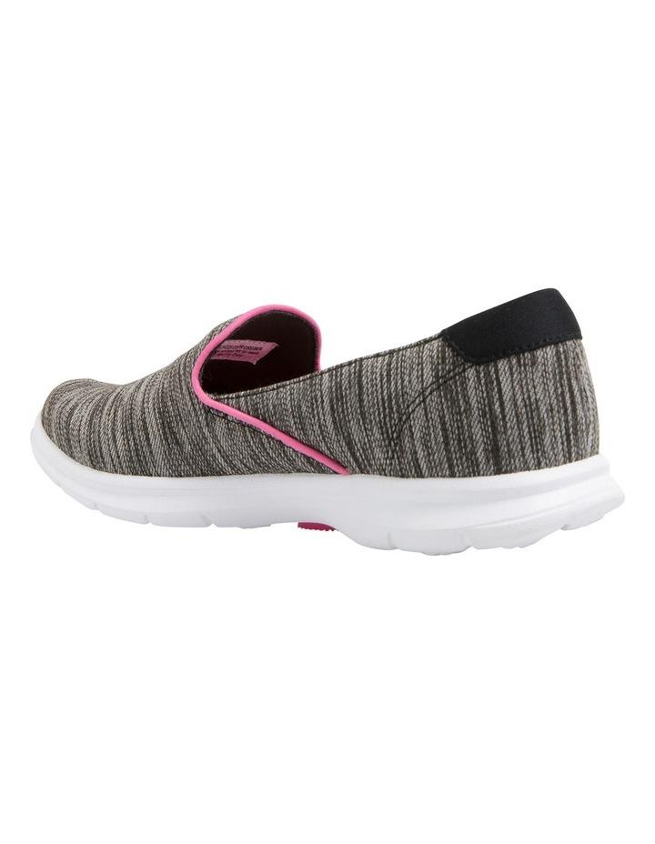Go Step - Limitless/Linear Mesh 14225 Black/Pink Sneaker image 3