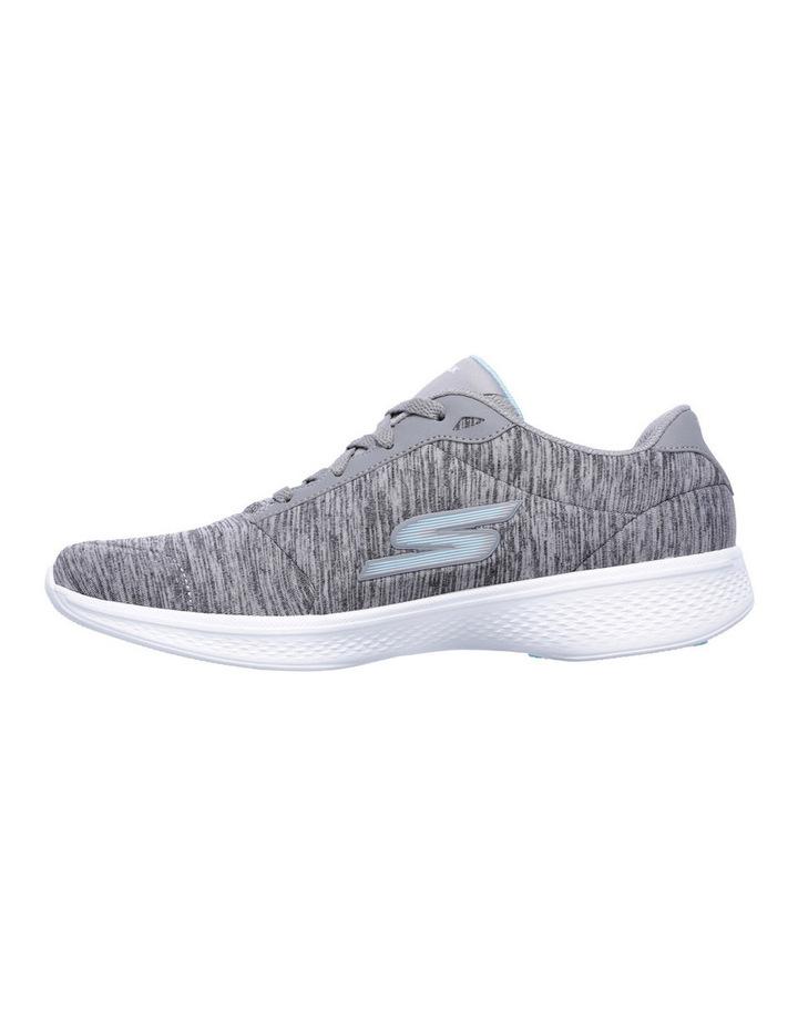 Go Walk 4 - Serenity 14173 Grey/Blue Sneaker image 3