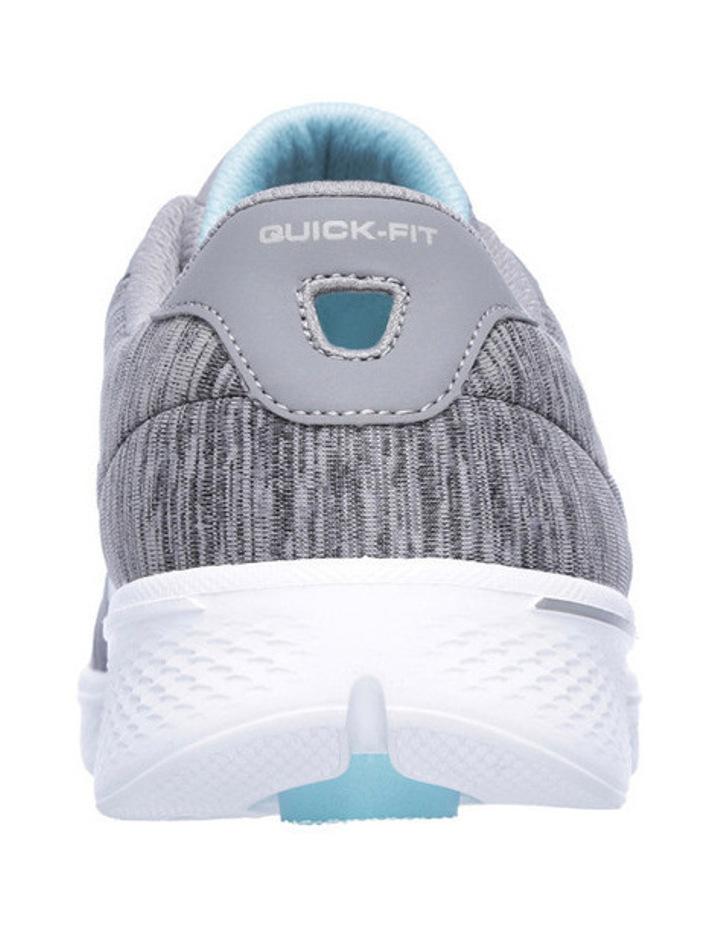 Go Walk 4 - Serenity 14173 Grey/Blue Sneaker image 4