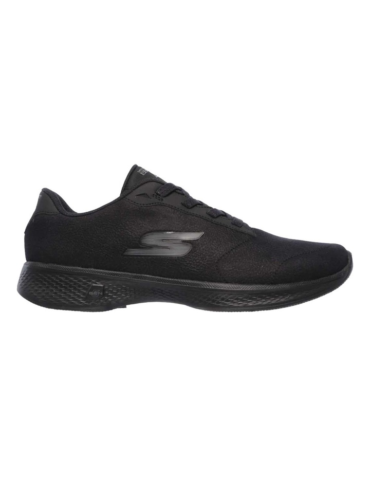 60dacd36166a Go Walk 4 - Premier 14168 Black Black Sneaker image 1
