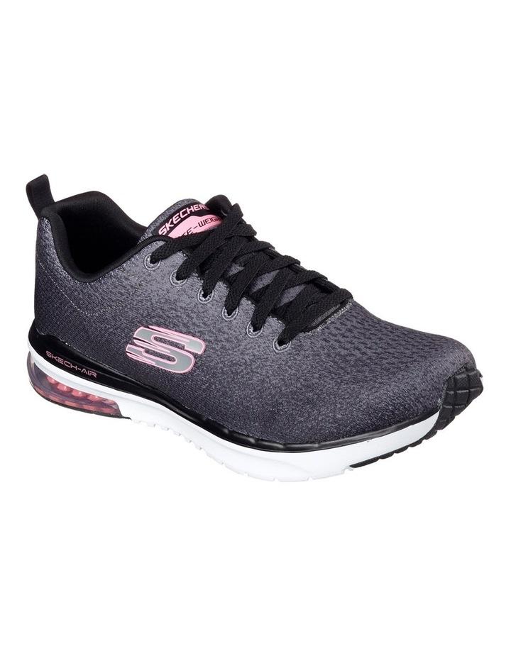 Skech - Air Infinity - Modern Chic 12178 Black/White Sneaker image 2