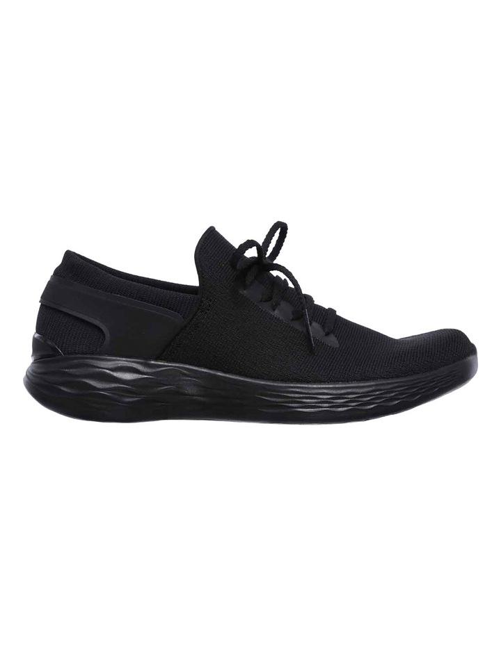 You - Inspire 14950 Black/Black Sneaker image 1