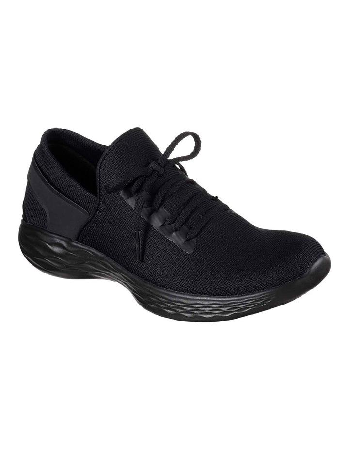 You - Inspire 14950 Black/Black Sneaker image 2