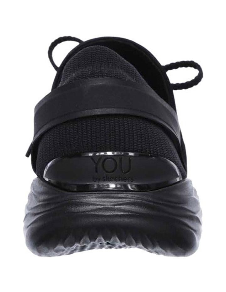 You - Inspire 14950 Black/Black Sneaker image 3