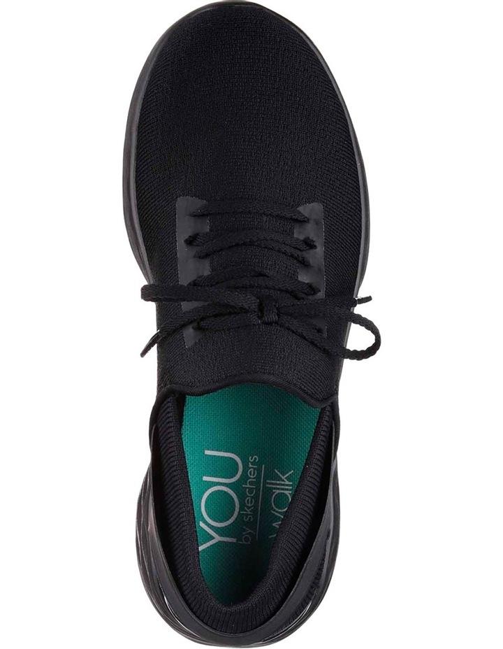 You - Inspire 14950 Black/Black Sneaker image 4