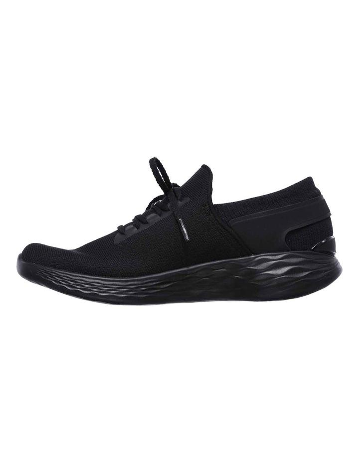 You - Inspire 14950 Black/Black Sneaker image 6