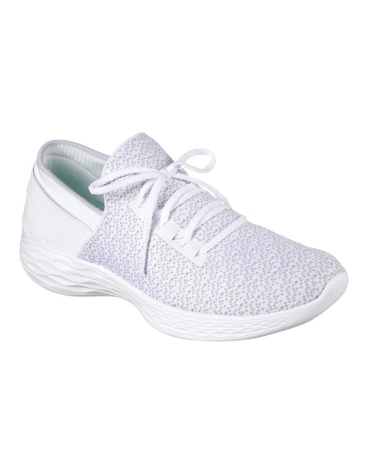 You - Inspire 14950 White Sneaker image 2