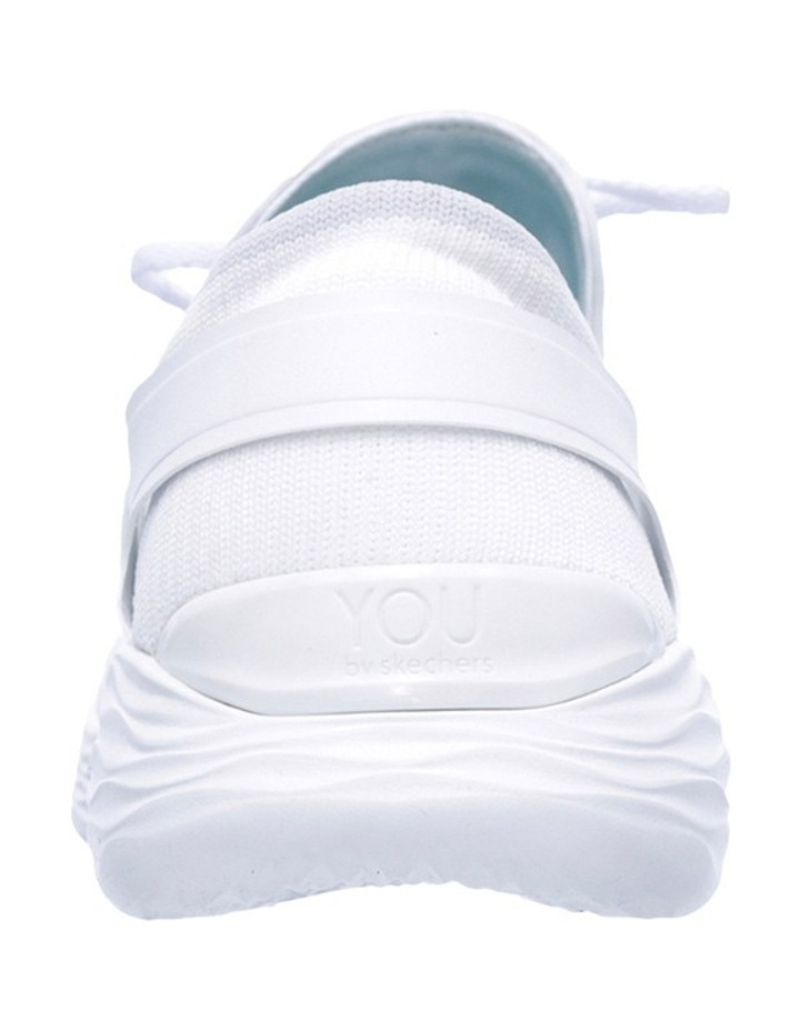 You - Inspire 14950 White Sneaker image 4