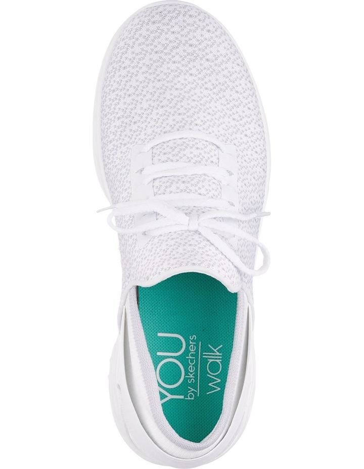 You - Inspire 14950 White Sneaker image 5