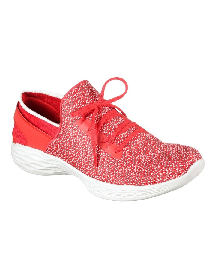 You - Inspire 14950 Red Sneaker image 2