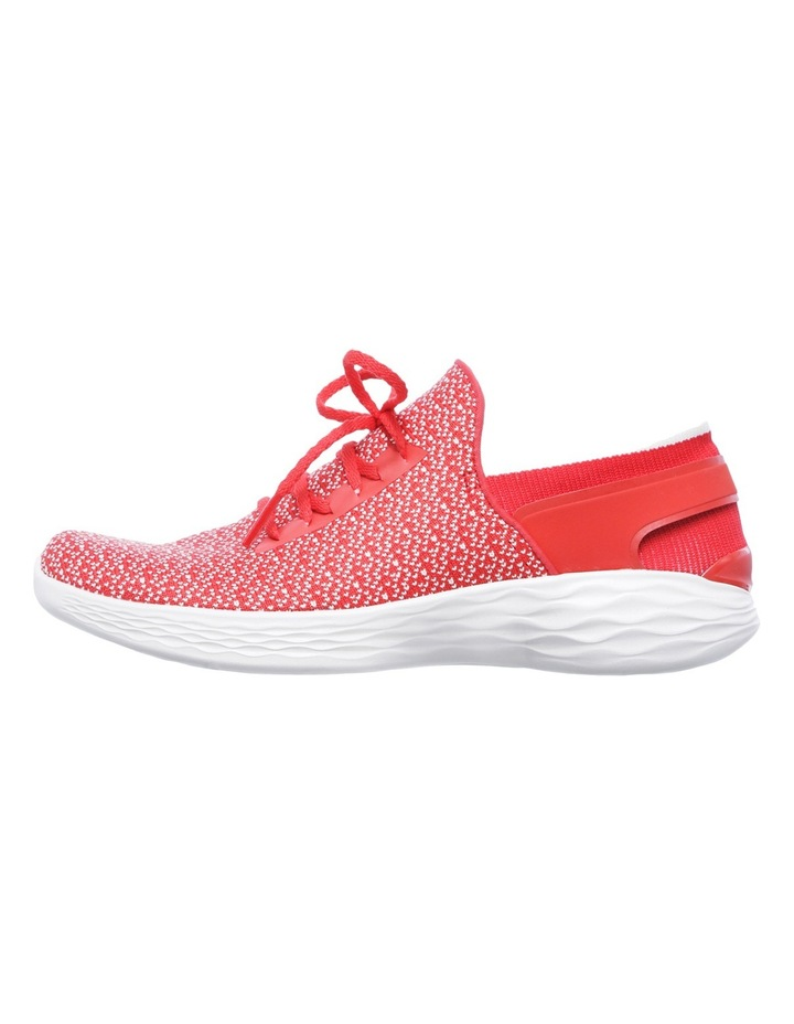 You - Inspire 14950 Red Sneaker image 3