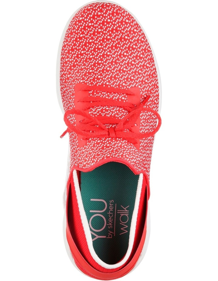 You - Inspire 14950 Red Sneaker image 5