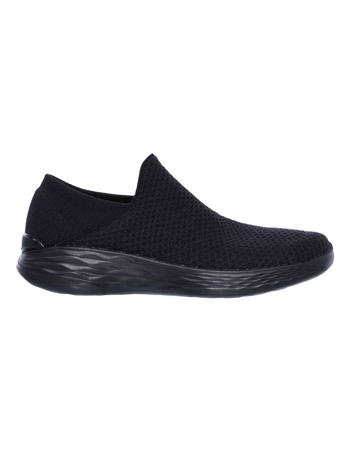You 14951 Black/Black Sneaker image 1