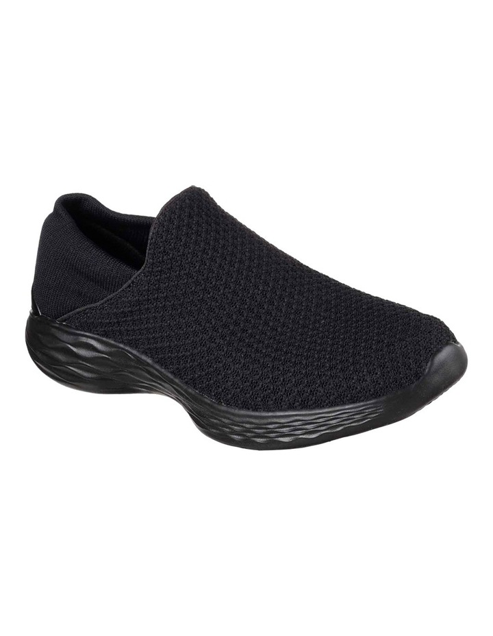 You 14951 Black/Black Sneaker image 2