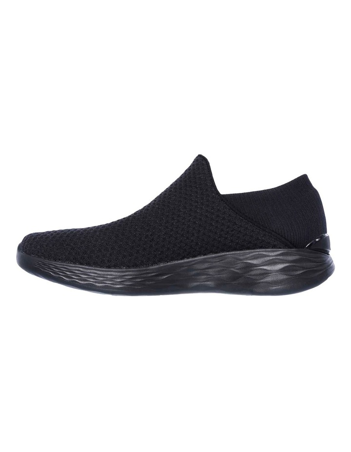 You 14951 Black/Black Sneaker image 6