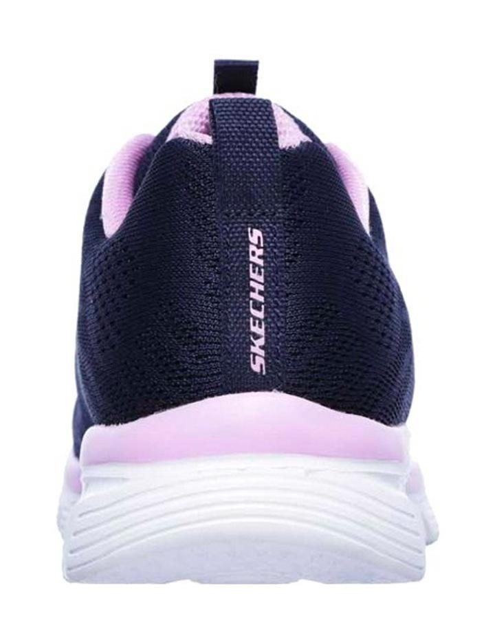 Navy/Pink Sneaker 12615 image 3